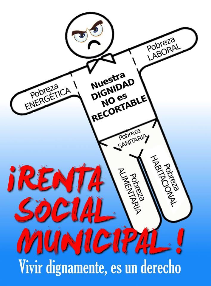 POR UNA RENTA SOCIAL MUNICIPAL