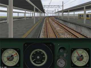 Simulatore di treni online, gioco simulatore treno giapponese 4.05, software OpenBVE 3D gratis online