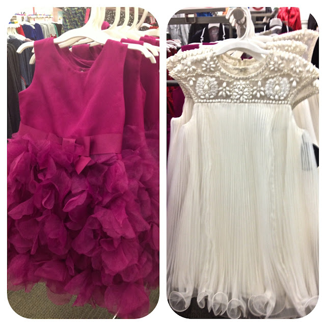 Girls Marchesa dresses at Target