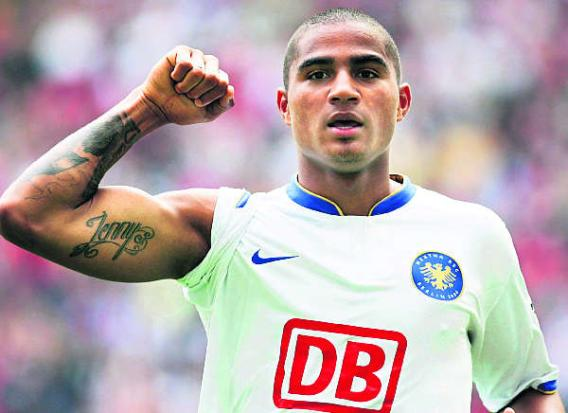 Kevin Prince Boateng Tattoo Pictures