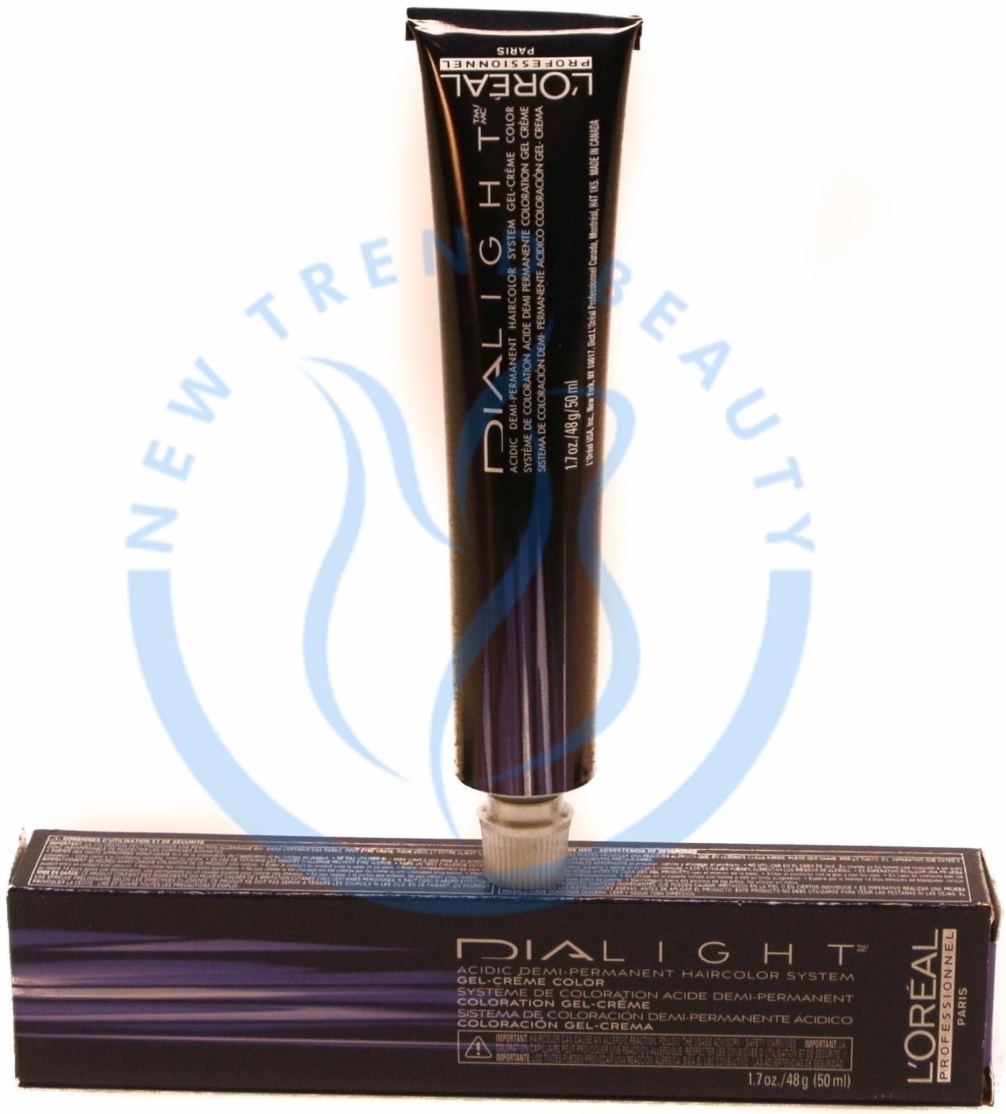 Loreal Professional Dialight Hair Color Loreal Demi Permanent