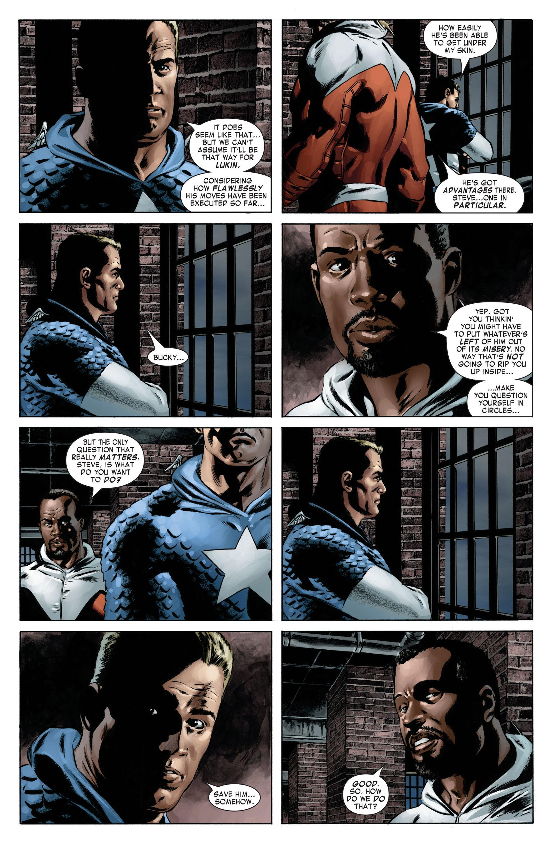 Captain America (2005) Issue #13 #13 - English 5