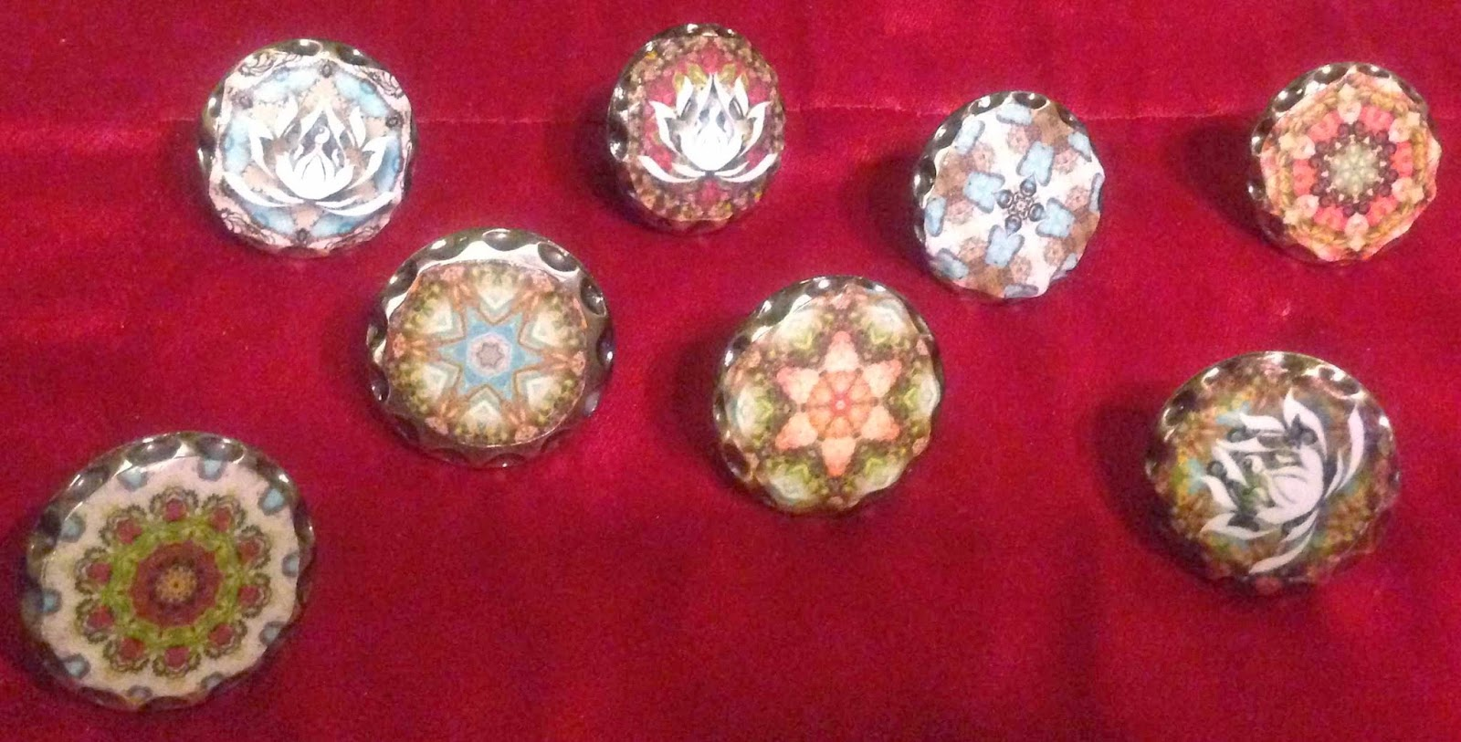 DIY Cabinet knobs by CCEvents