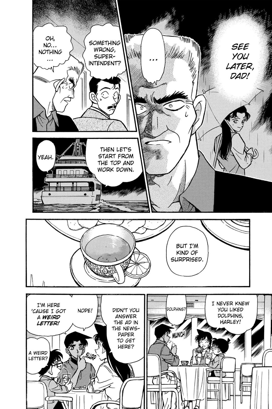 Detective Conan Chapter 226 page 6