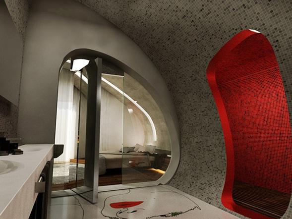 Decoración de interiores: Baños con Diseño Espectacular