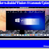 How to disabled Windows 10 Automatic Update in 5 easy steps