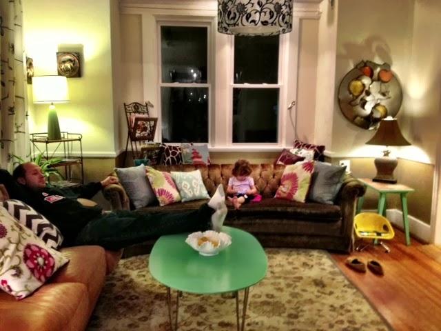 Redesignation design inspiration Winterizing My Living Room