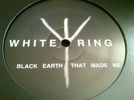 new noise net white ring black earth that made me