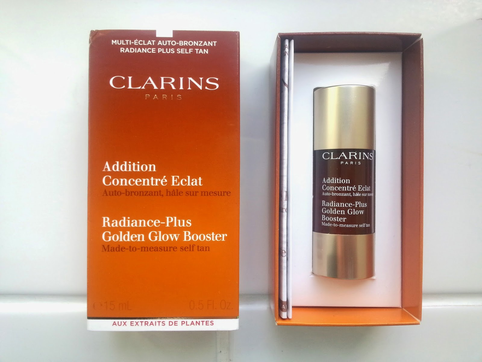 Clarins Radiance-Plus Golden Glow Booster Review