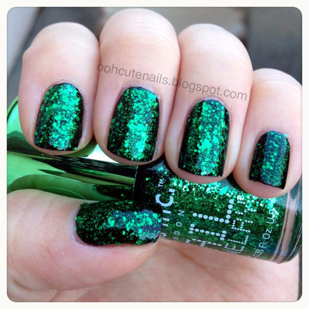 Ooh, Cute Nails!: Nails Inc - Piccadilly Arcade
