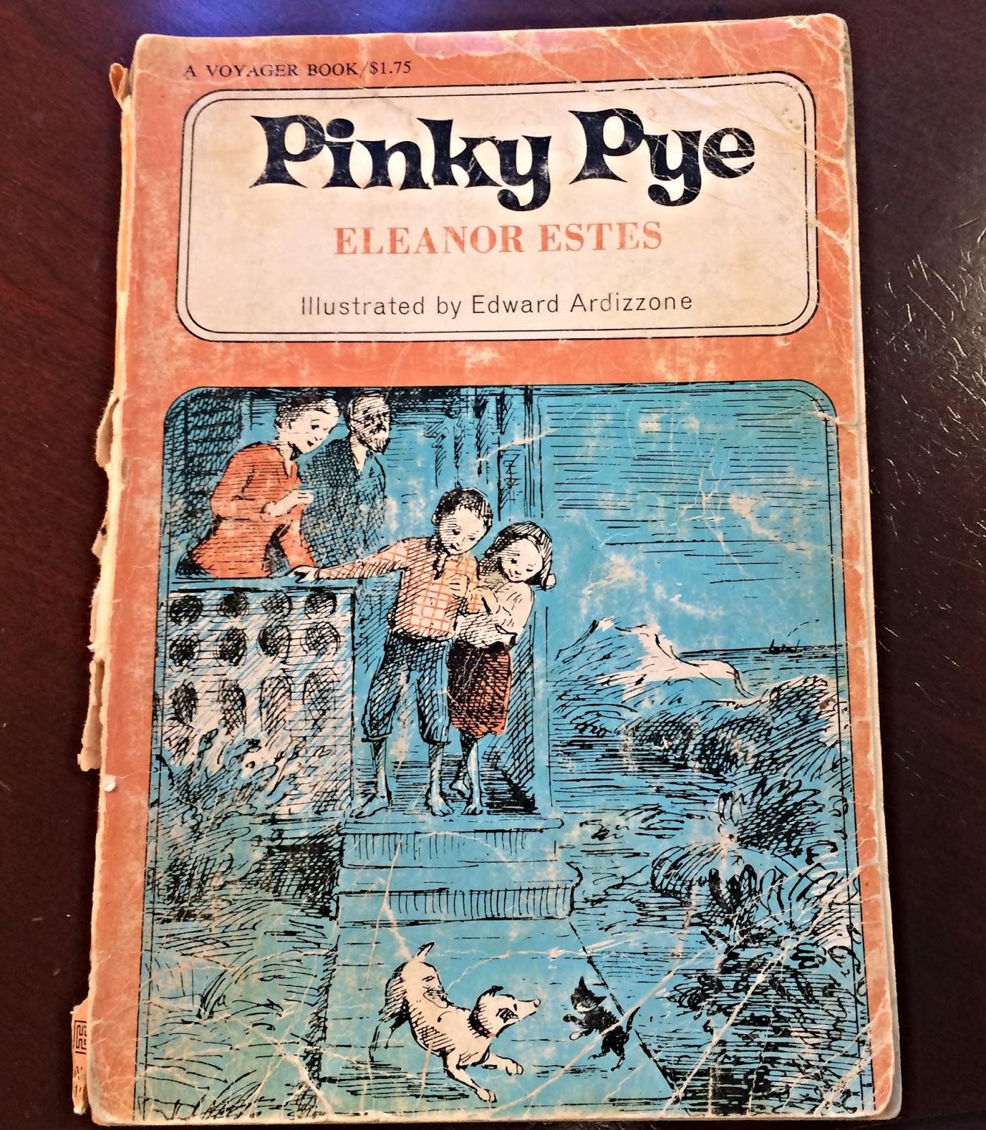 How to draw Pinky Pye