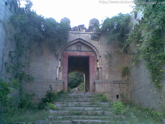 How to reach Medak Fort Telangana tourist attraction