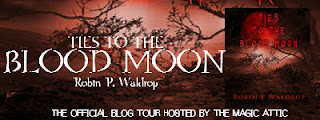{Book Review} Ties to the Blood Moon by Robin P. Waldrop