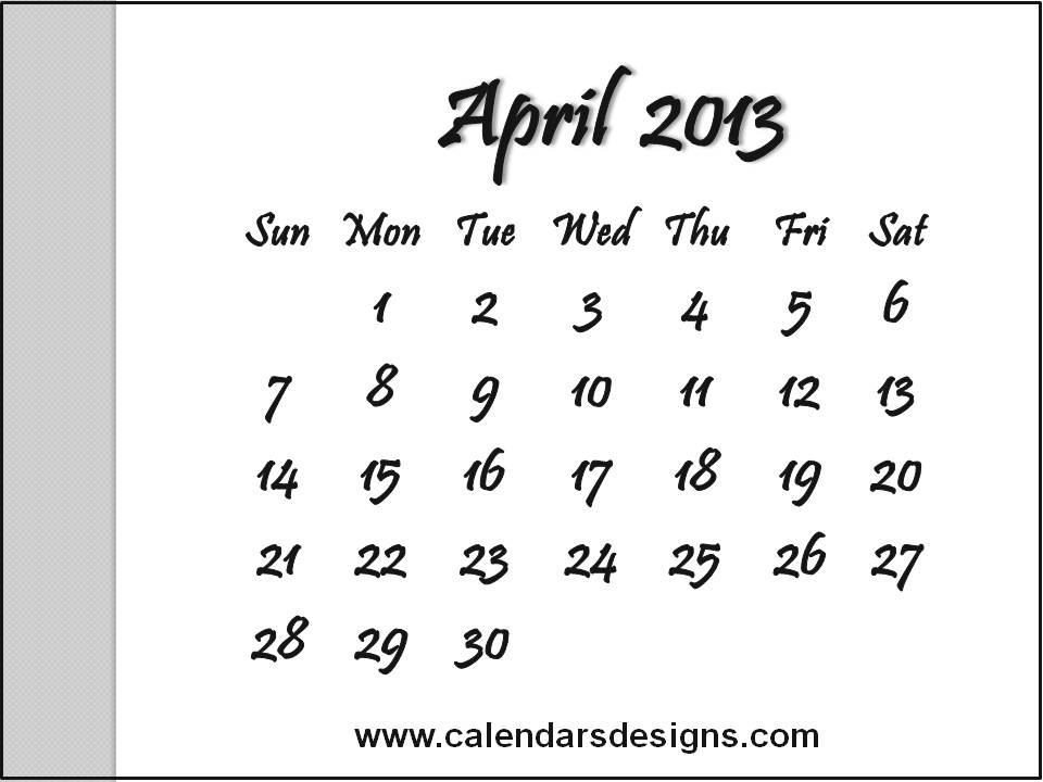 "Results Calendar April : Search results for ""fillable calendar template april"