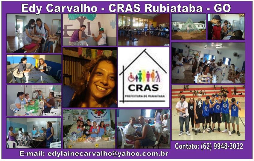 EDY  CRAS RUBIATABA/GO