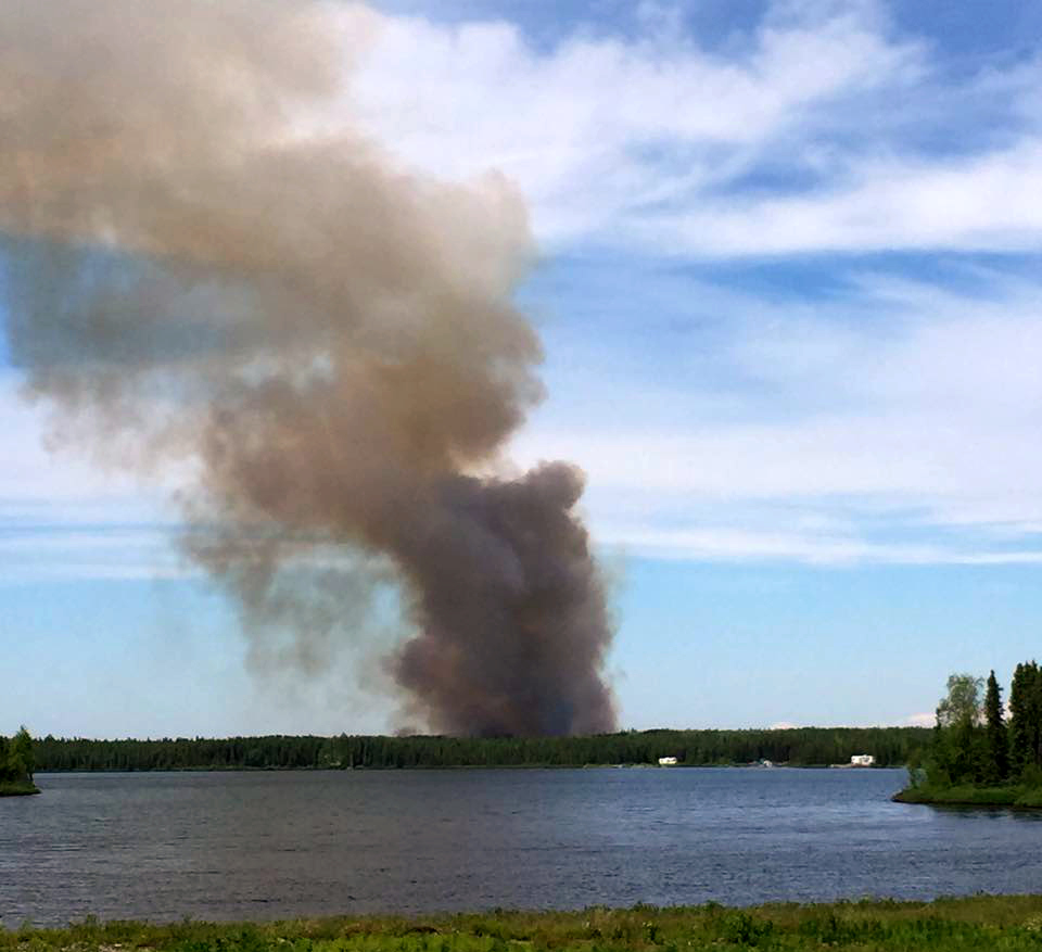 sockeye fire