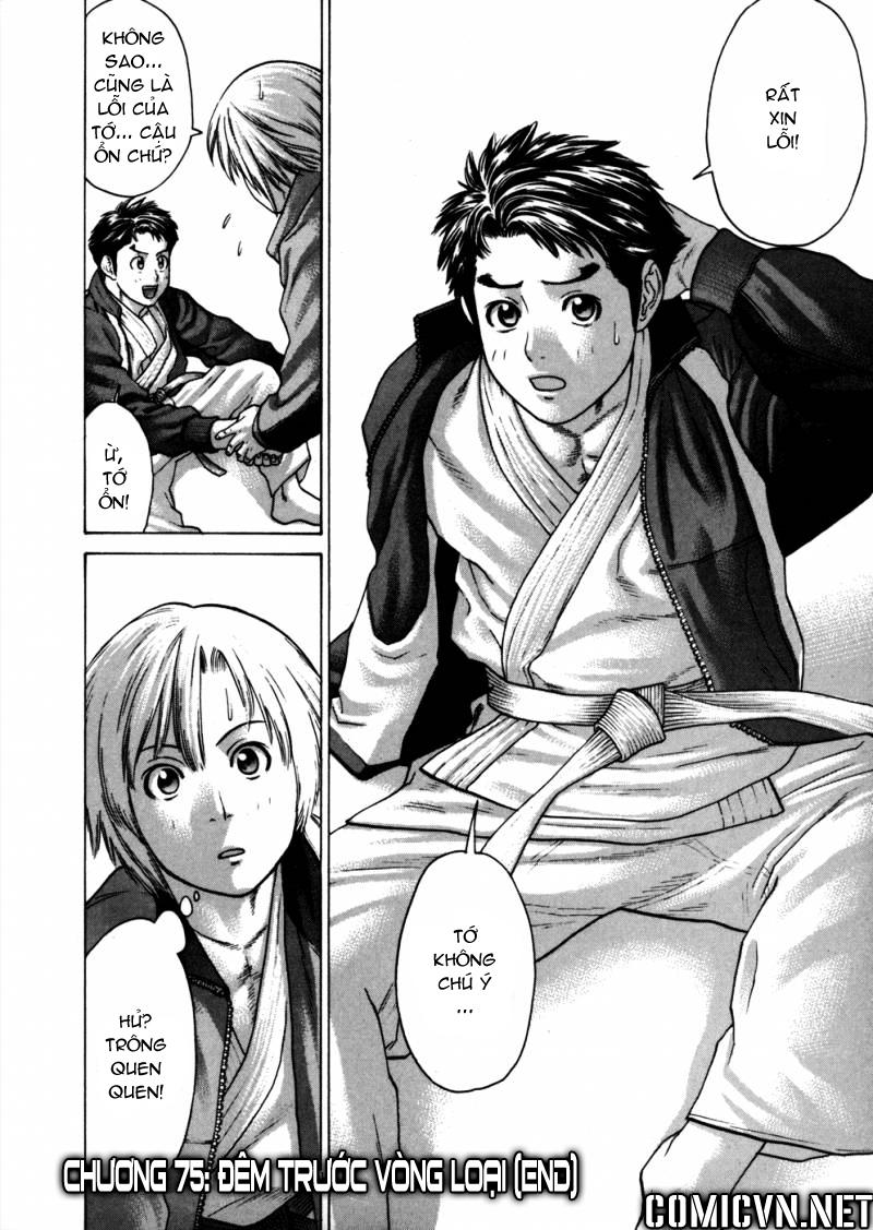 Karate Shoukoushi Kohinata Minoru chap 75 Trang 19