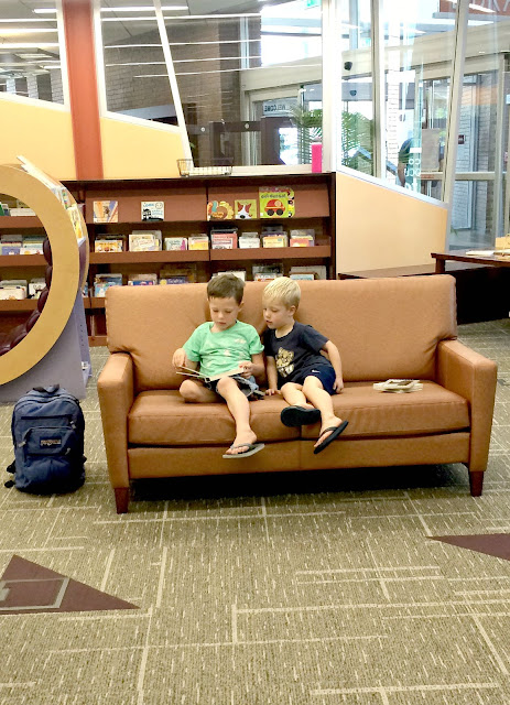 8 Ways to Make the Library a Pleasant Experience With Kids