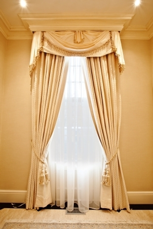 What are Valance Curtains? ~ Curtains Design Needs