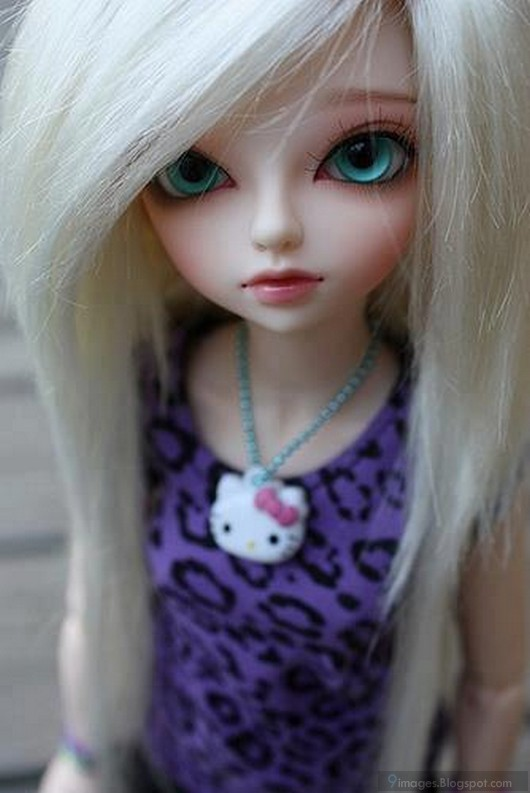 Sad Cute Barbie Doll | Holidays OO