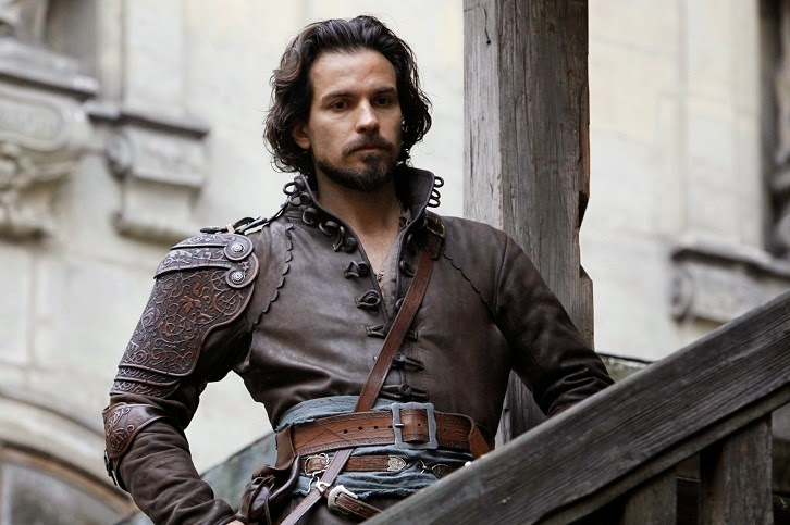 The Musketeers - Episode 2.09 - The Accused - Episode Info & Videos [UPDATED 16/03/15]