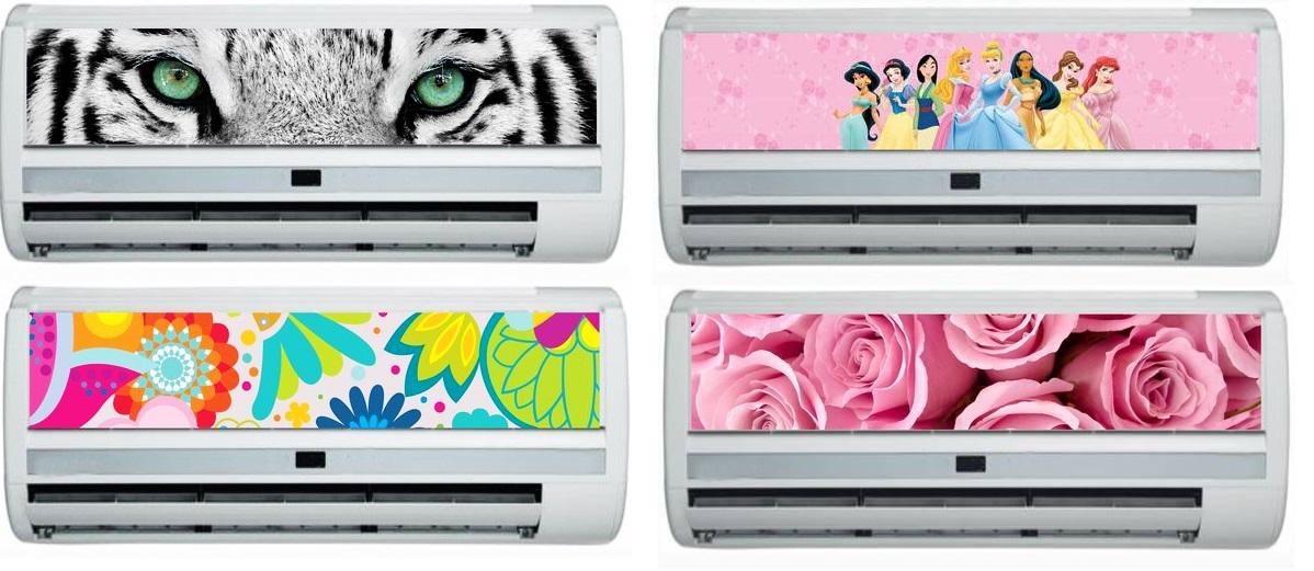 Deixe seu aparelho de ar condicionado mais divertido
