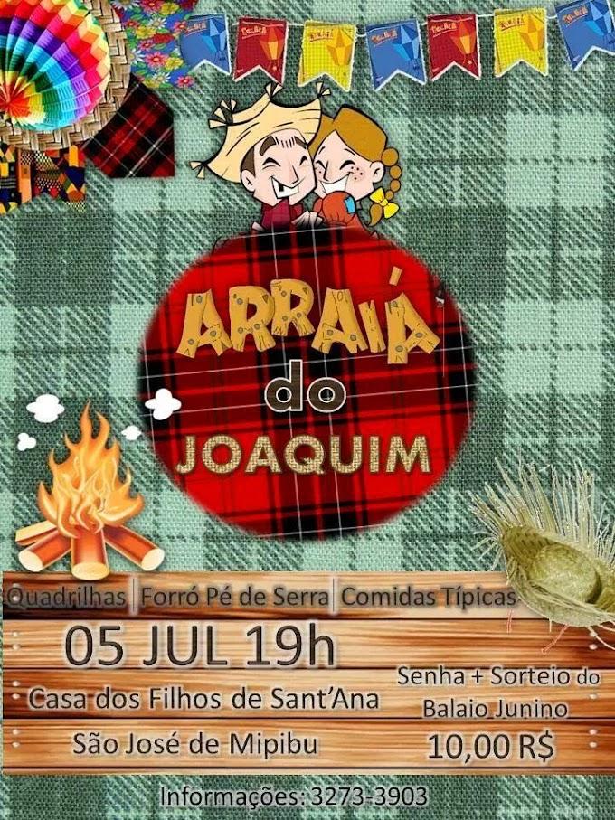 ARRAIÁ DO JOAQUIM
