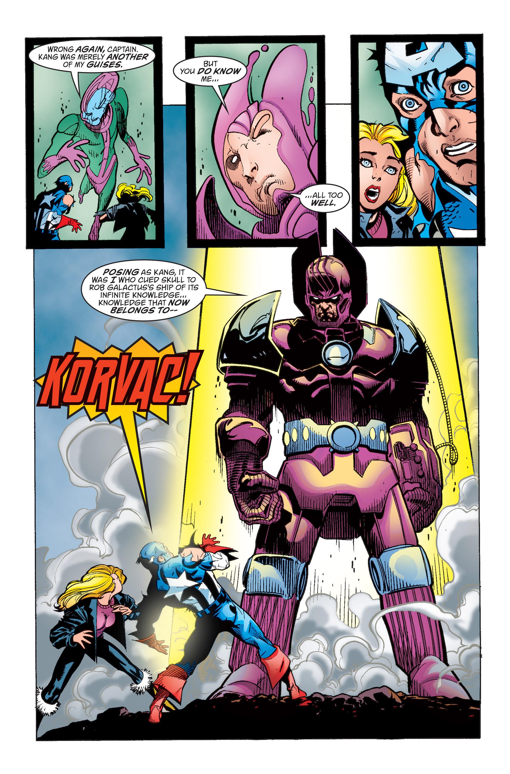 Captain America (1998) Issue #17 #23 - English 16