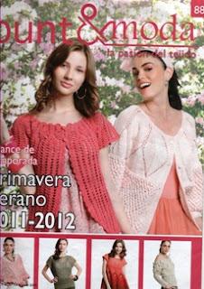 Punto & Moda №88 2011/12