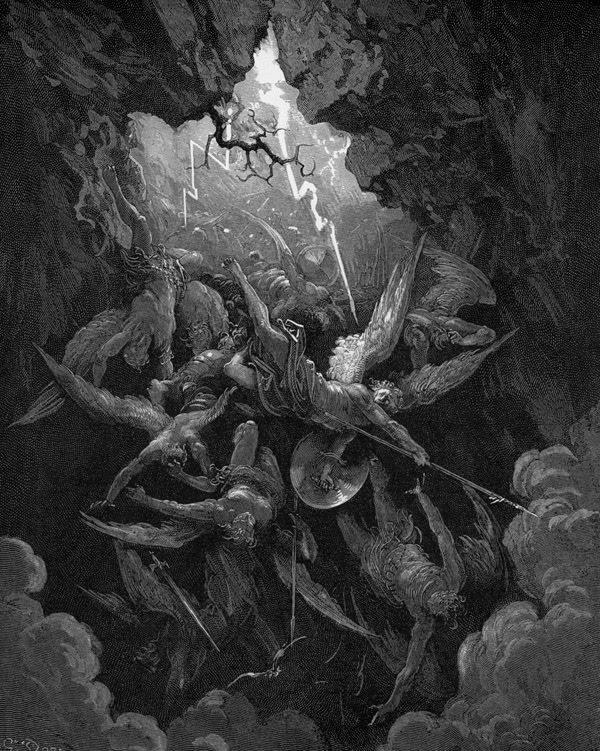 War in Heaven Fallen Angels
