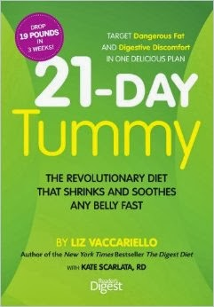 21-Day Tummy cover