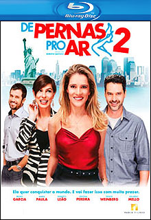 Download - De Pernas pro Ar 2 BluRay 1080p + 720p Nacional ( 2013 )
