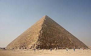 Piramida Aging Giza