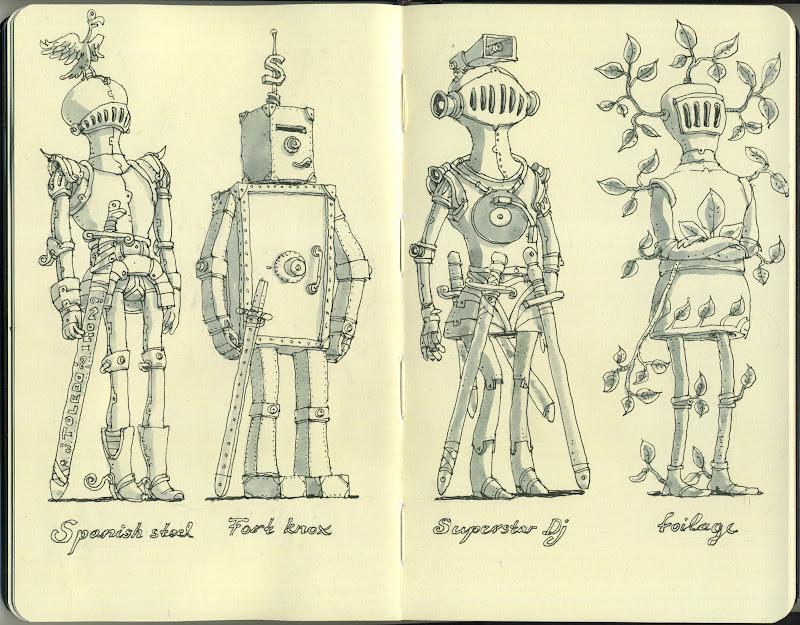 wendatron robot