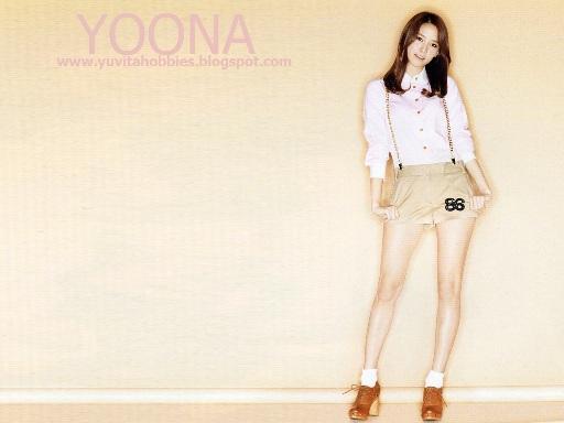 Foto Yoona SNSD Girls Generation