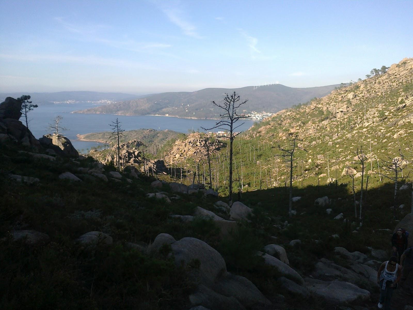 Ascensión al Monte Pindo
