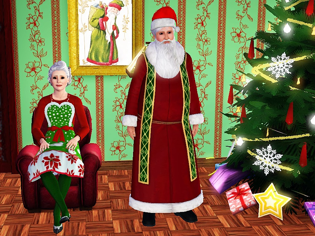 Sims and Just Stuff: 2015