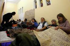 CHILE: Arzobispo de Concepción NO pedirá desalojo de ex presos políticos en huelga de hambre