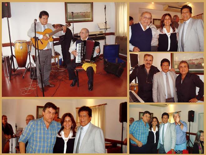 En la reunión Anual de los Residentes Chaqueños en Buenos Aires (Año 2013)