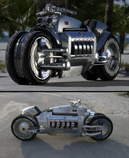 Modifikasi Motor Aneh Sangat Unik dan Ekstrim