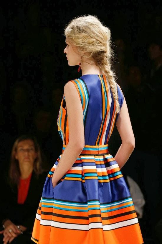 Fashion Runway, Alberta Ferretti, Spring 2014