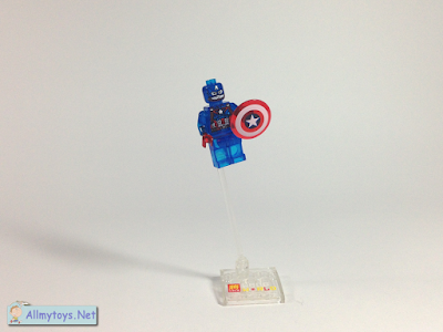 Lego Avengers Minifigures Captain America