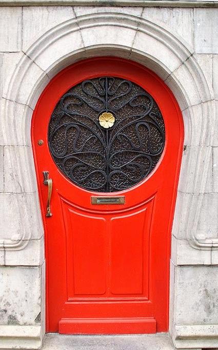 tuzvbiber,salxpepper,kapı, door, oyd,aylin ors, interior design, içmimarlık, tasarım, kırmızı