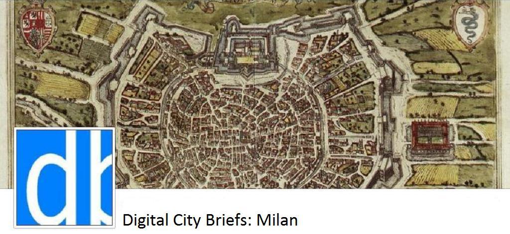 Digital City Briefs - Milan