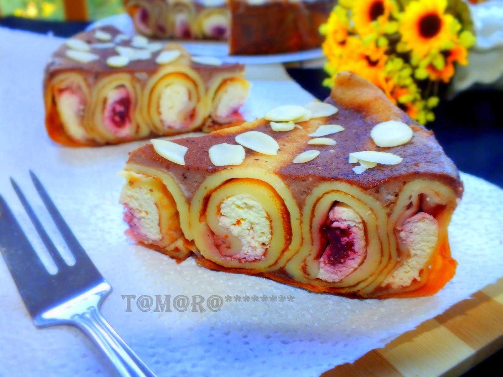 Блинные торты как сделать 190