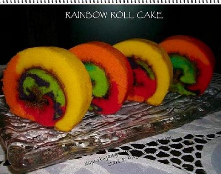 Roll Cake (Koko Hidayat)
