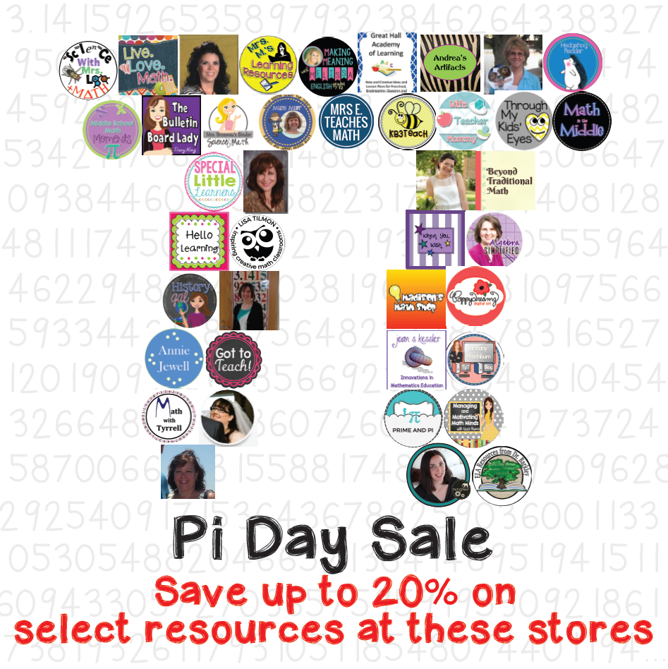 https://www.teacherspayteachers.com/Product/Pi-Day-Sale-Clickable-Page-1758871