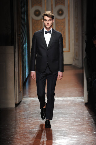 Valentino hombres otoño 2012