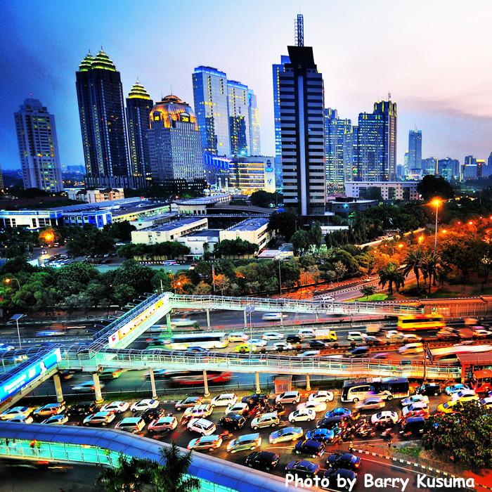 """""""Travel Journey"""": Mau Memotret Kota Jakarta?? Inilah"""