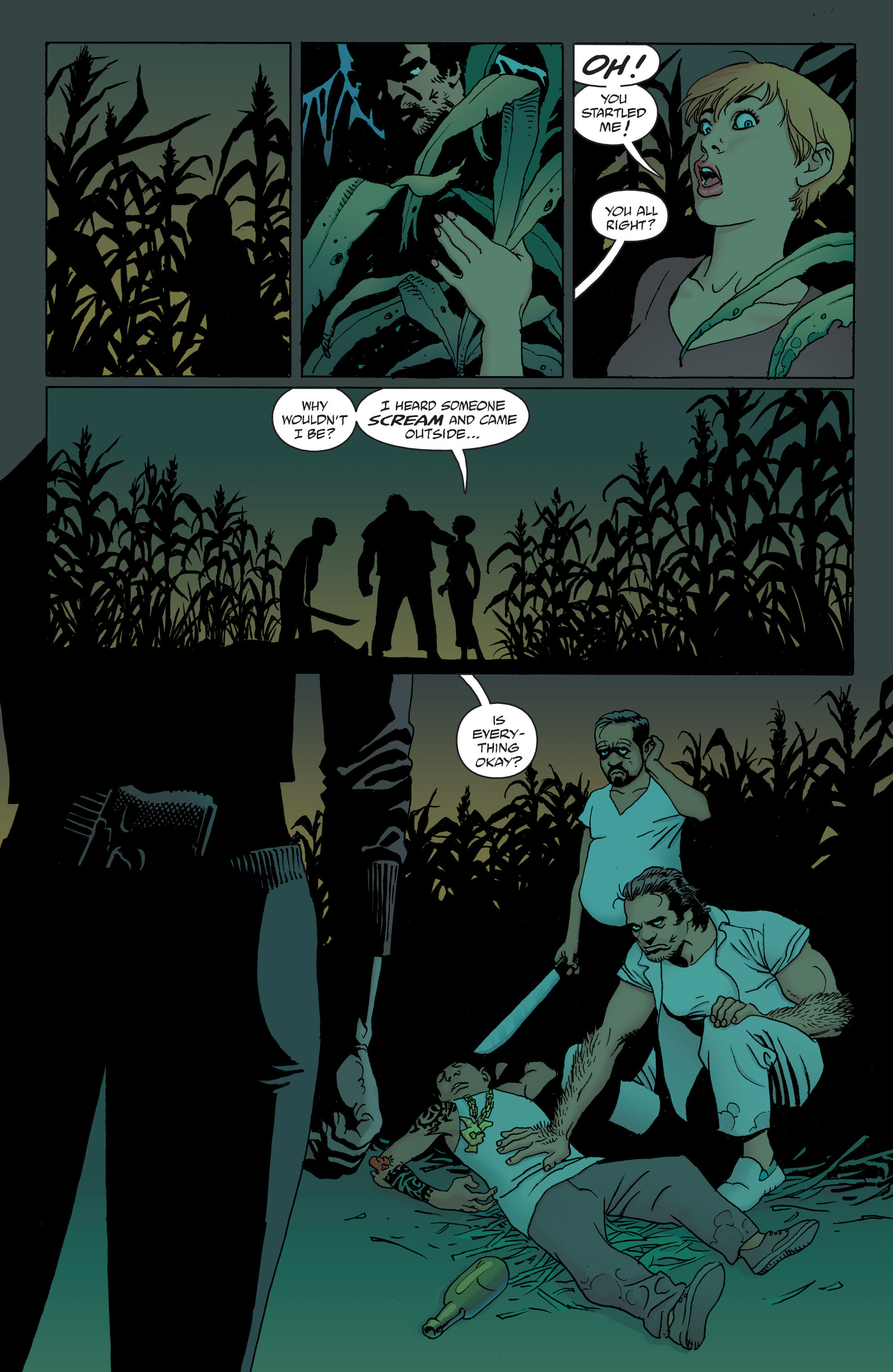 100 Bullets: Brother Lono Full Page 77